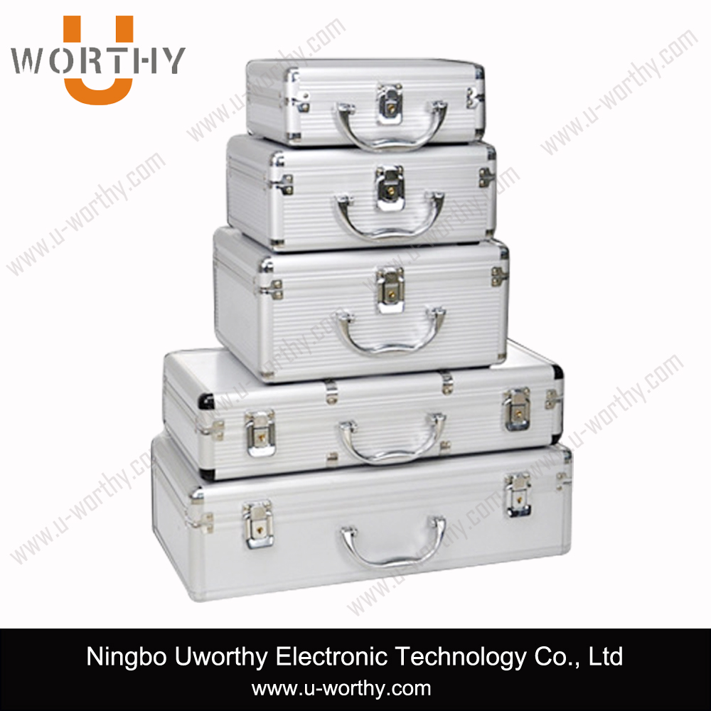 alibaba china supplier cheapest metal frame box hand tool pack aluminum case