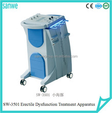 SW-3501 Small Dolphin Male Sexual Dysfunction Therapey Machine /Ejacuration ED/ED Therapy Instrument