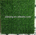 DIY outdoor decking interlocking artificial grass flooring tile - G016