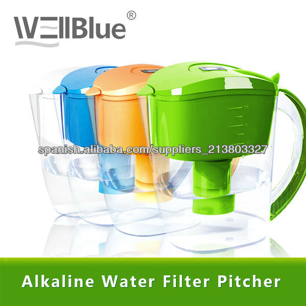 Maufacturer Alkaline Water Machine Water Filter Pitcher BPA Free