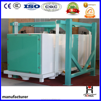 Double Bins Plansifter/Wheat Powder Making Machine