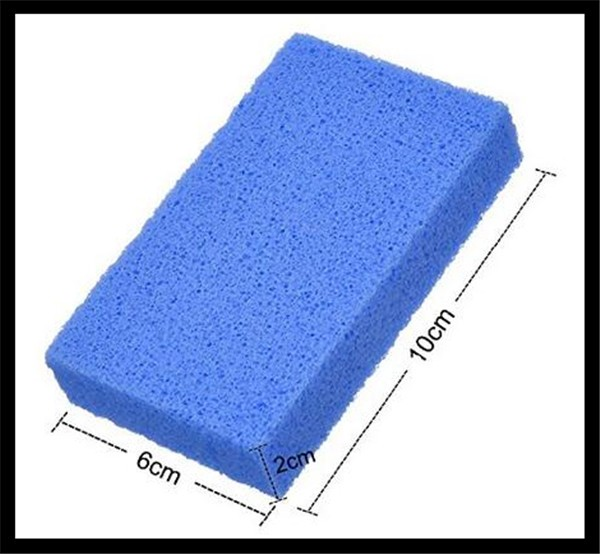 Chinese factory pumice stone with handle, pumice stick