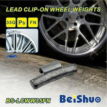 Steel Clip-on Wheel Weight Balance/Coated Steel Clip-on Wheel Weights