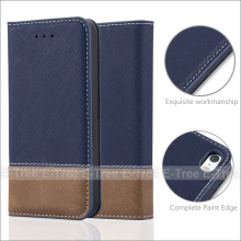 Invisible Magnet Wallet Leather Phone Case Cover for iPhone 5 5S SE With Card Holders