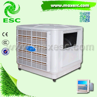 380v rooftop ducted air conditioner economic centrifugal plastic swamp coolers