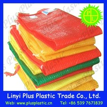 used to packaging apple safety knitted mesh bag