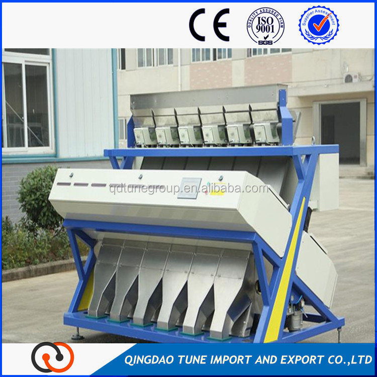 CCD Wheat,Rye,Oats,Buck wheat and grain Color sorter