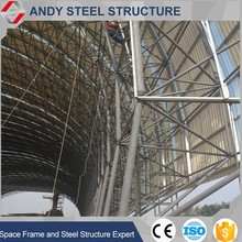 steel structure metal shed