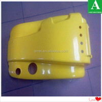 Car body shell of vacuum thermoforming cover