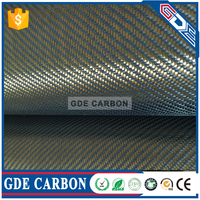 Carbon And Kevlar Hybrid Fabric, Mixed Cloth, carbon fiber fabric
