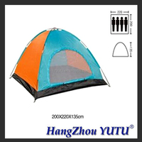 YT-013 2015 new camping tent,outdoor tent,automatic open tent