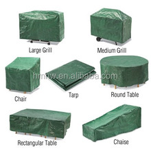 Waterproof Dustproof Outdoor Furniture Covers