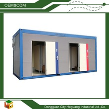 International Standard Factory Supplied Movable Toilet
