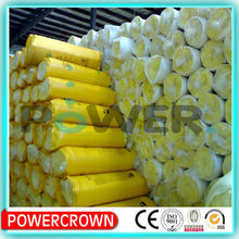 sound insulation sound absorption glass wool roll made in china