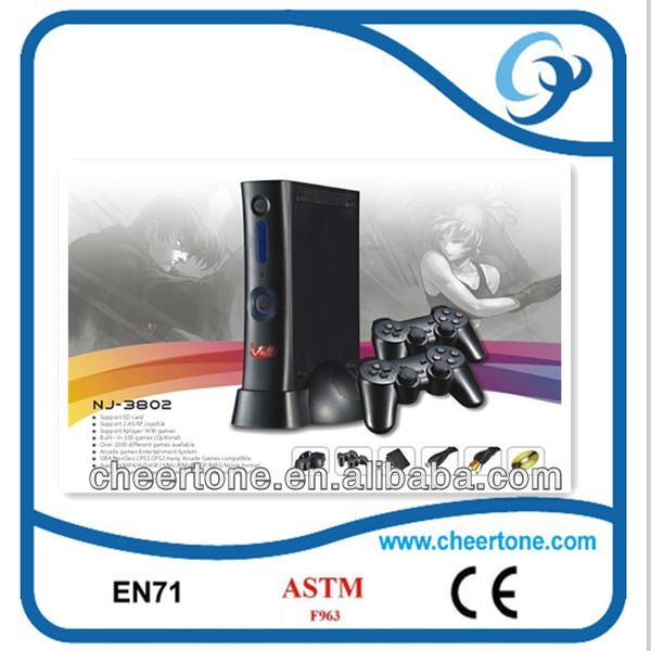 hottest 32bit play game console with cheap price TV game