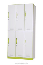 designer clothes different colour steel wardrobe import furniture from China