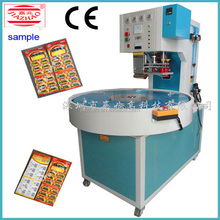 Electronic packaging automatic blister packing machine for sale