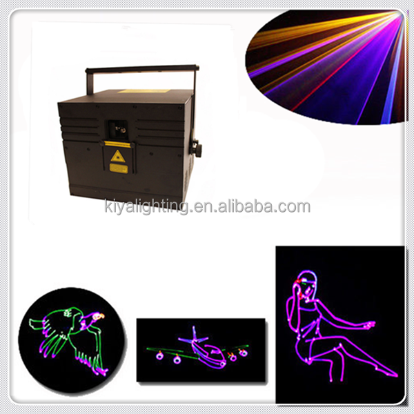 5 Watt Rgb Animation Laser Projector For Sale portable disco laser party lights