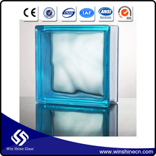 Sell CE/ISO9001/CCC residential glass block/ acid cloudy glass brick with high quality