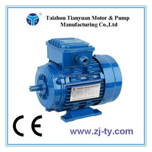Y2 Series Aluminum Housing Three Phase Motor 1.5 Kw