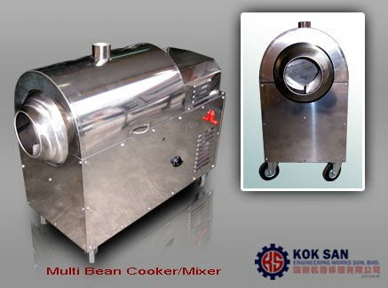 KOKSAN Multi Bean Roaster