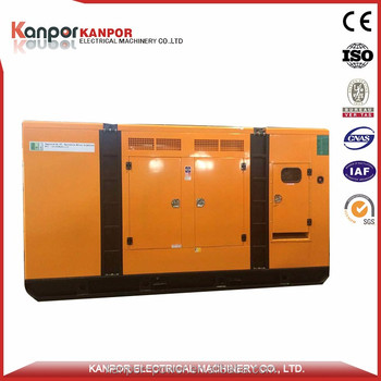 32KW 40KVA soundproof generator price with CE&ISO&BV