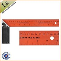screw gauge price Various styles and stable quality Aluminium Right Measuring Angle Square Ruler