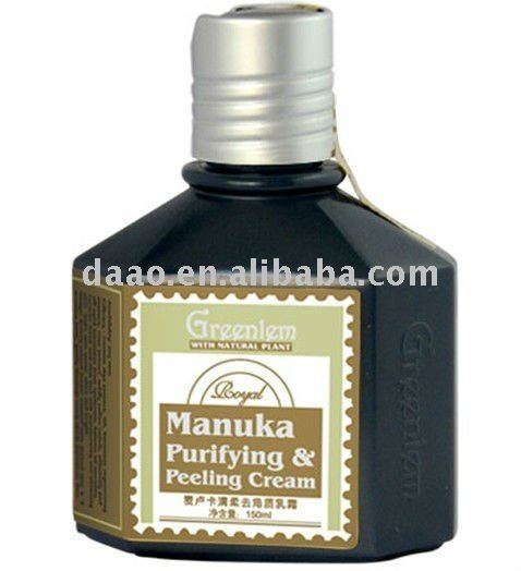 Manuka purifying and body peeling cream 150ml