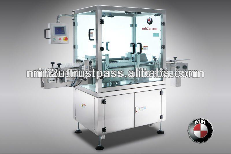 Automatic Bottle Rinsing Machine