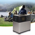 PowerOak 400wh portable power source for camping