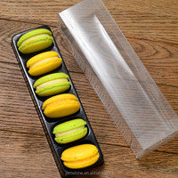Heat sale plastic blister for macaron packaging