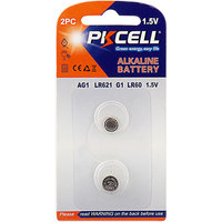 Small Size Battery AG1 Alkaline Button Cell, 1.5V Coin Battery 76 battery