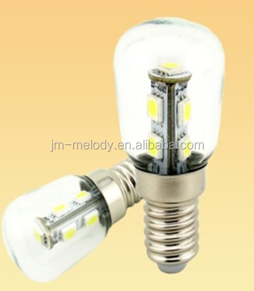 1W T26 E14 LED fridge Bulb lamp Small light bulb LED pilot lamp BULB