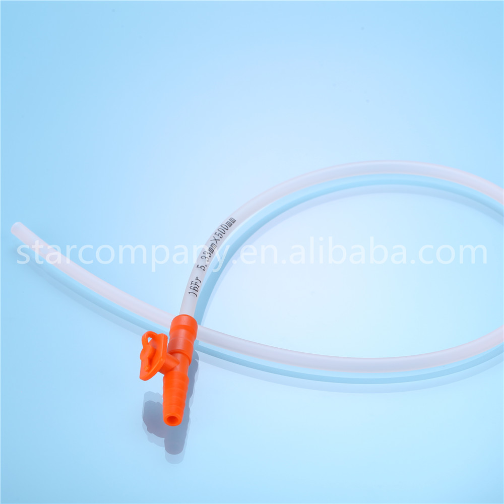 Suction catheter types For Adult And Child With Ce Iso