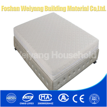 WY11-22 Proveedor china with gel foam mat memory foam mattress latex topper