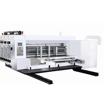 Factory direct sales corrugated board platform die cutting machine