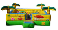 hot sale inflatable jumping bouncer and fun city, inflatable bounce toddlers
