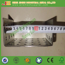 153* 1000 U Construction Material Hot dipped Galvanized Steel Lintel for Steel Roofing