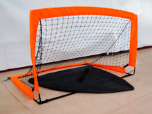 Infinity Squared Weighted Pop-up Soccer Goal