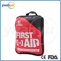 2016 New Adventure Medical Emergency Kits Sportsman Series Portable Outdoor Activity First Aid Kit Bag Din13164