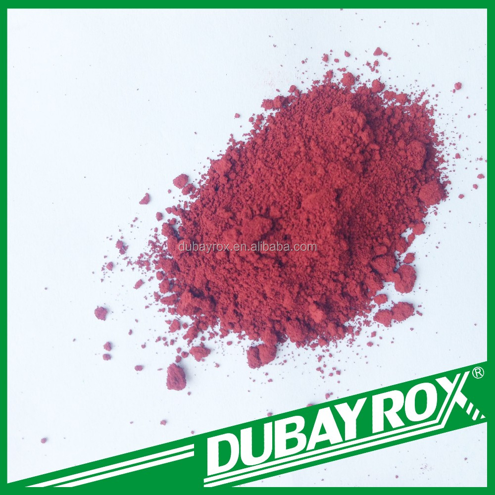 Plastic and Coating Inorganic Pigment Iron Oxide Red Primer