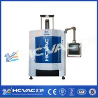 Watch IPG plating /TiN/TiC/TiCN/CrN/Cu/DLC /PVD Hard Film Vacuum Coater / PVD Ion Coating Machine system