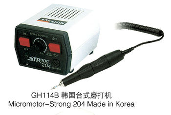 GH114B Micromotor - Strong 204 made in Korea