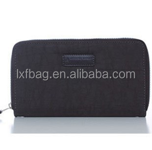 best seller large capacity pure color clutch fashion wallet