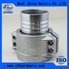 High Grade Casting iron pipe fitting reducing m&f coupling