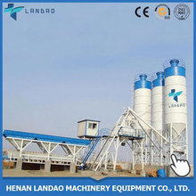 Manufacture Price Fixed Skip Hopper Wet Mix Concrete Batching Plant Station