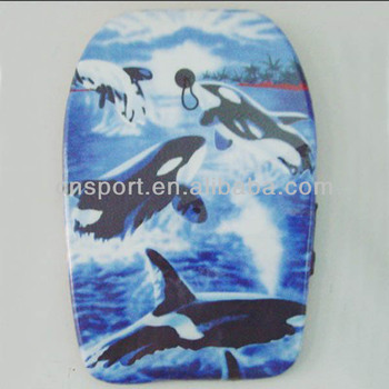 Hot sale high quality 37'' EPS float kickboard( YK-10155)