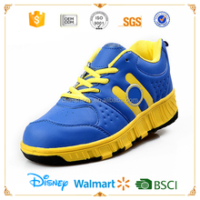 One wheel roller skate shoes sneakers for grils and boys