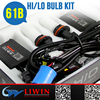 Liwin brand factory hot wholesale bi- hid kits hid kits suppliers hid conversion kits for x6 auto rv accessories