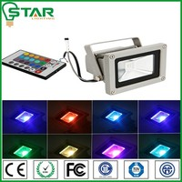 50w color changing outdoor led flood light